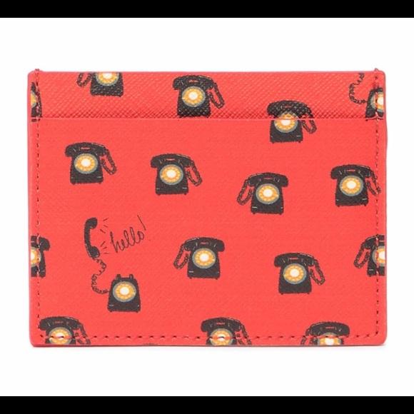 Anthropologie Accessories - Anthropologie card case